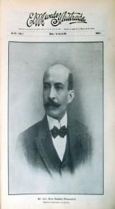 2 El Mundo Ilus 1o. julio 1906 Portada Int. Emilio Pimentel_387x700