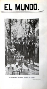 19-El-Mundo-6-nov.-1898-Portada-Díaz-fiesta-caridad
