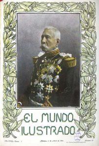 27 El Mundo Ilus 2 abril 1911 Portada ext. Valleto